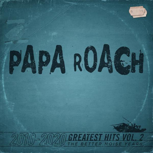 Papa Roach - Greatest Hits Vol. 2 The Better Noise Years CD