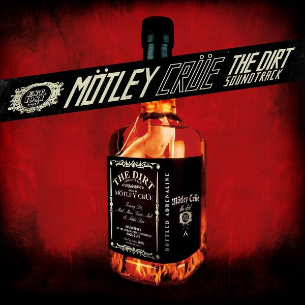 Mötley Crüe - The Dirt [Soundtrack] 2LP