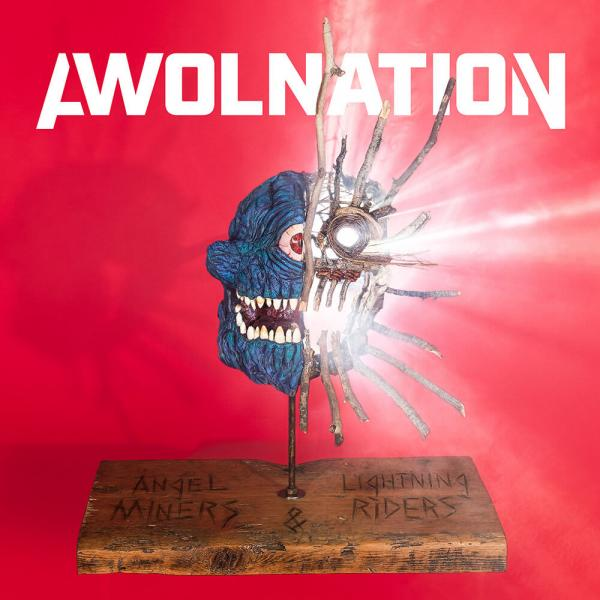 AWOLNATION - Angel Miners & The Lightning Riders CD