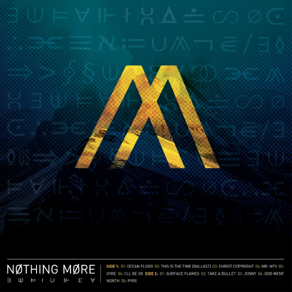Nothing More - Nothing More CD