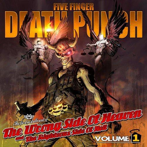 Five Finger Death Punch - Wrong Side Of Heaven & Righteous Side Of Hell Vol. 1 - 2LP