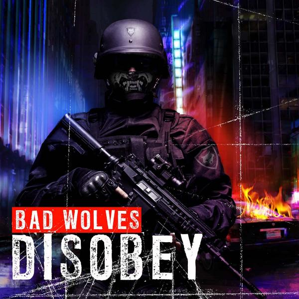 Bad Wolves - Disobey 2LP