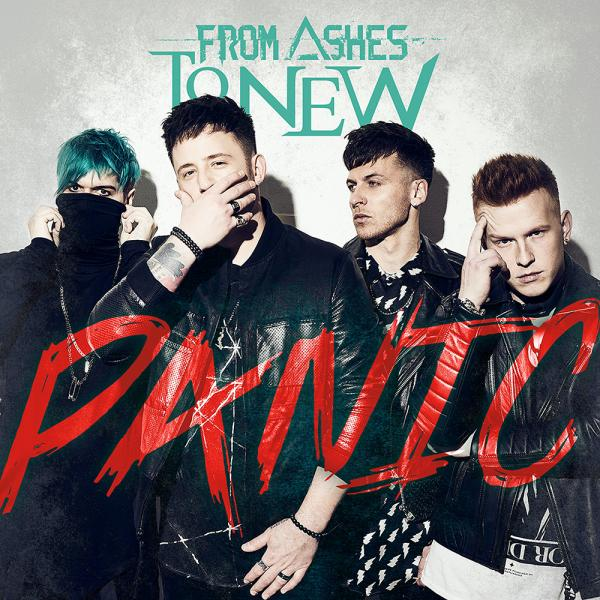 From Ashes To New - Panic - CD