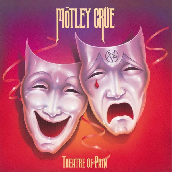 Mötley Crüe - Theatre of Pain LP