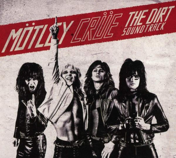 Mötley Crüe - The Dirt [Soundtrack] CD