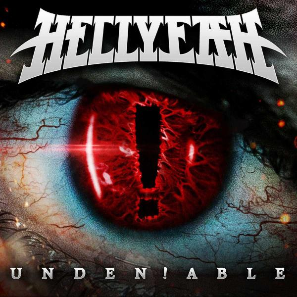 Hellyeah - Undeniable CD