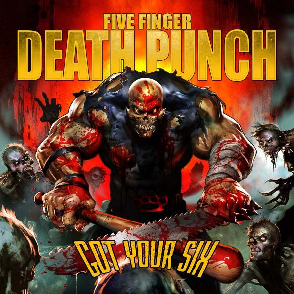 Five Finger Death Punch - Got Your Six 2LP