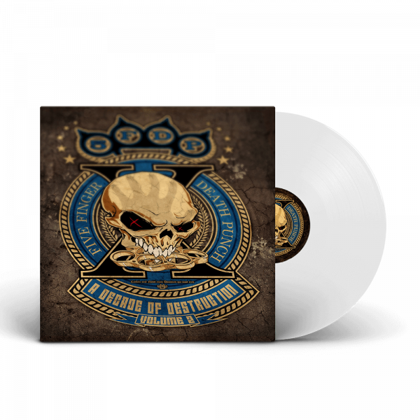 Five Finger Death Punch - A Decade Of Destruction (Volume 2) - 2LP Vinyl exclusive
