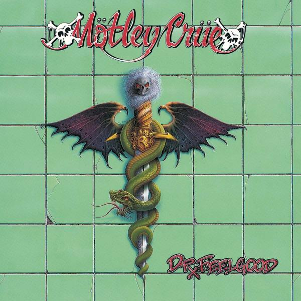 Mötley Crüe - Dr. Feelgood (30th Anniversary) - white vinyl D2C exclusive