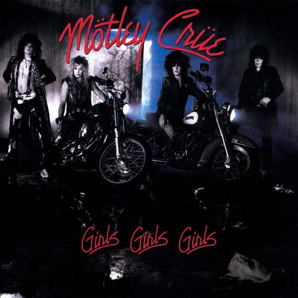 Mötley Crüe - Girls Girls Girls CD