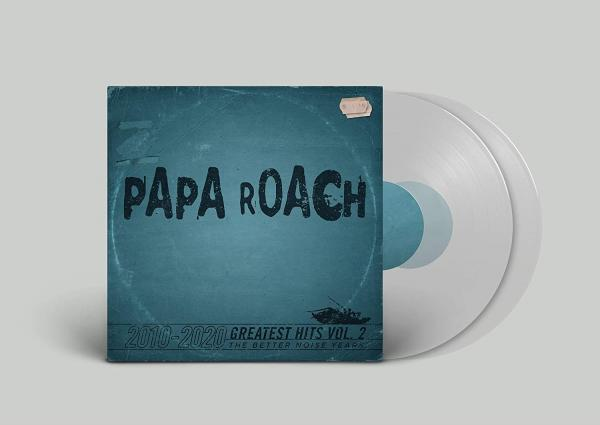 Papa Roach - Greatest Hits Vol. 2 The Better Noise Years Vinyl