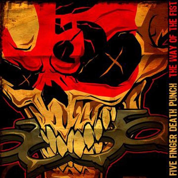 Five Finger Death Punch - The Way of the Fist Vinyl LP
